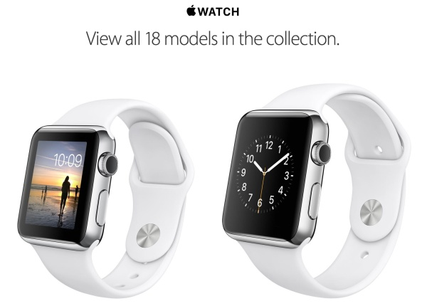 Apple's Watch Collection