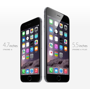 New iPhone 6 and 6+