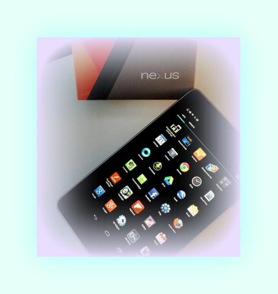 Nexus 7 KitKat