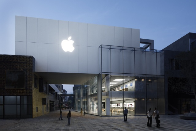 Retail Apple Store Sanlitun Beijing