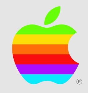 Apple logo used for ios Bytes