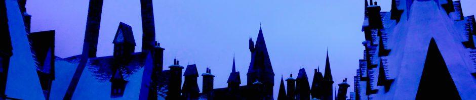 Hogwarts at Universal Studios Orlando