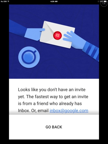Google's new Inbox app