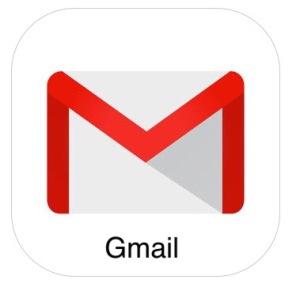 Gmail App Logo