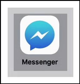 Facebook Messenger App icon
