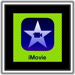 iMovie ios logo