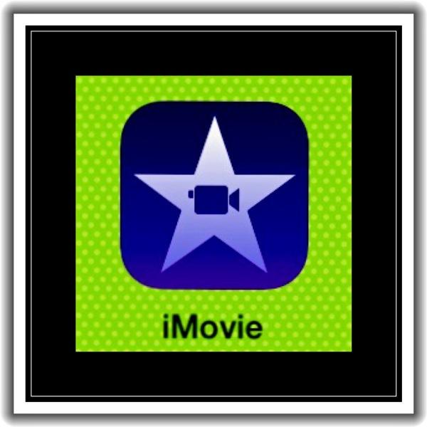 iMovie ios logo