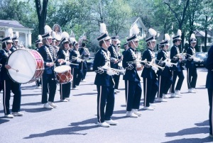 Dad always loved marching bands