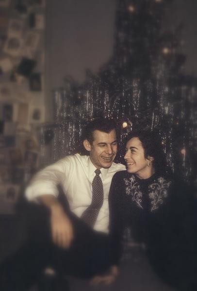 The Newlyweds 1st Christmas