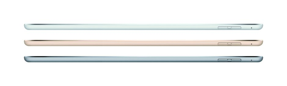 New iPad Airs
