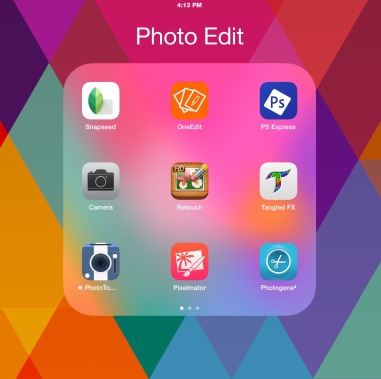 Some favorite photo editing apps new or updated for ios 8