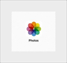 Photo app icon