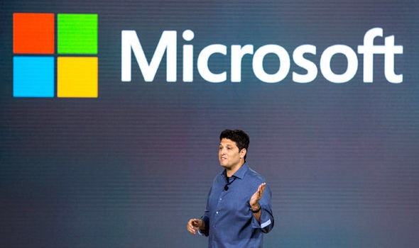 Microsoft has become increasingly pushy about its new Windows 10 operating system GETTY