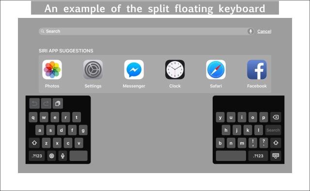 Surprise! I split the keyboard again