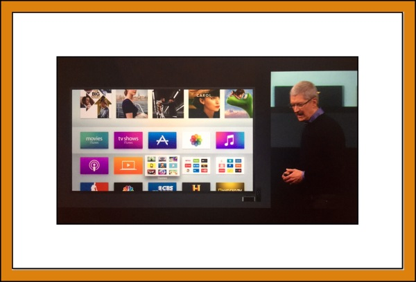 New Apple TV apps