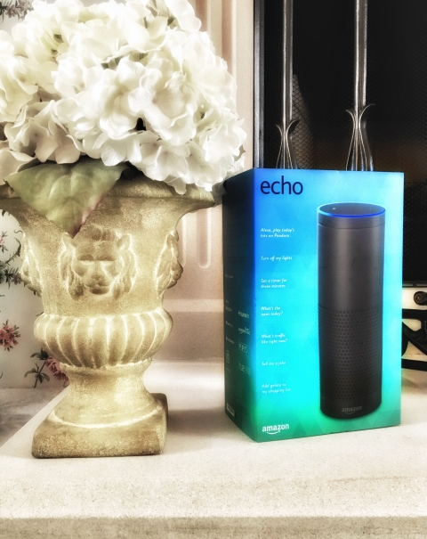 My new Amazon Echo