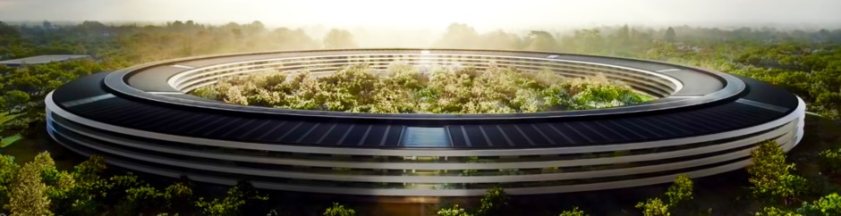 Apple's New Campus 2