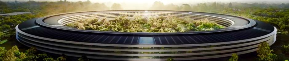 Apple's New Campus 2