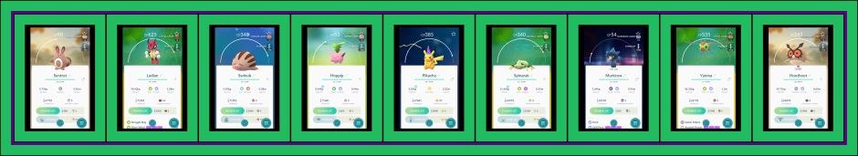 All the new Pokémon