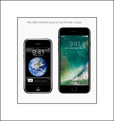 Original IPhone & iPhone 7