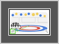 Google Doodles for the Olympic