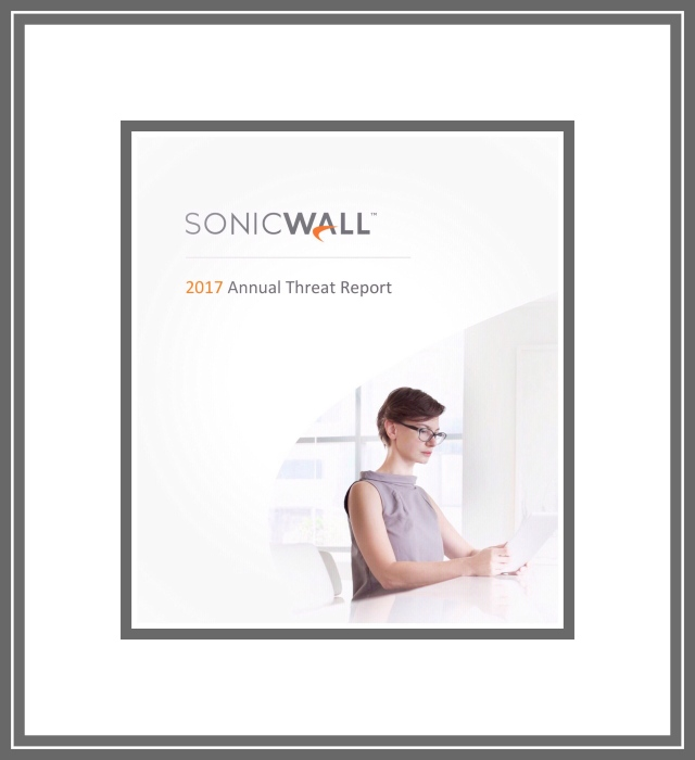 Sonicwall 2017 Threat Assessment Report