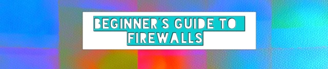 A Beginner's Guide to Firewalls Graphic