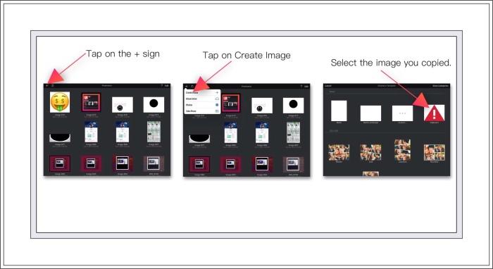 Open the copied image in Pixelmator.