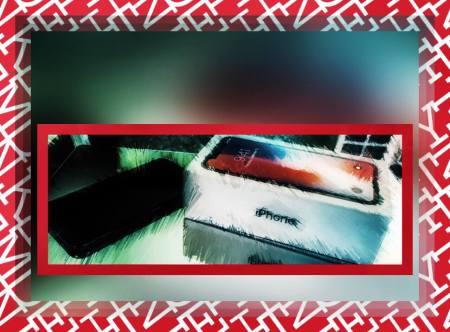 My iPhone X