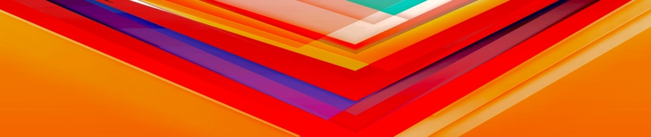 Cool colored paper looking graphic
